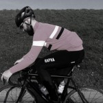 Radsport-Werbungsbild